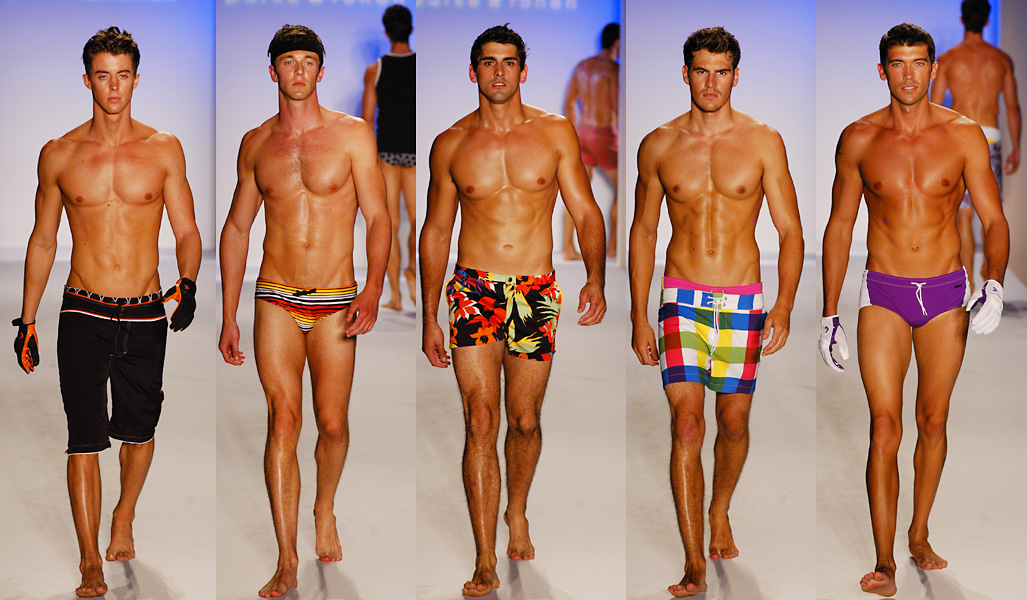 Men's and Women's Swimwear For Their Body Types