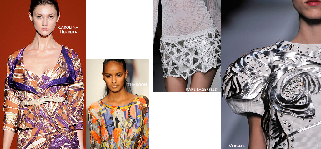 The Top Designer Spring 2010 Runway Fashion Trends To Try Now